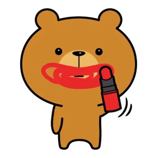 Bear - Sticker 18