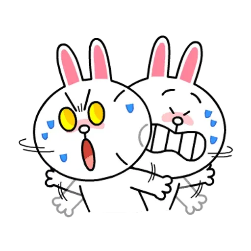 Line friends stickers 1 - Sticker 2