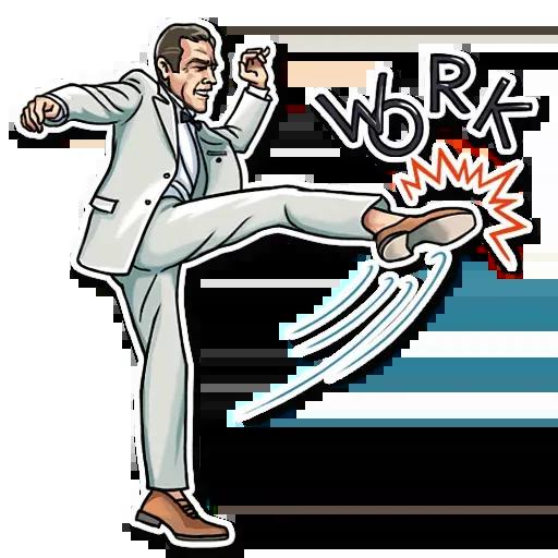 James Bond - Sticker 19