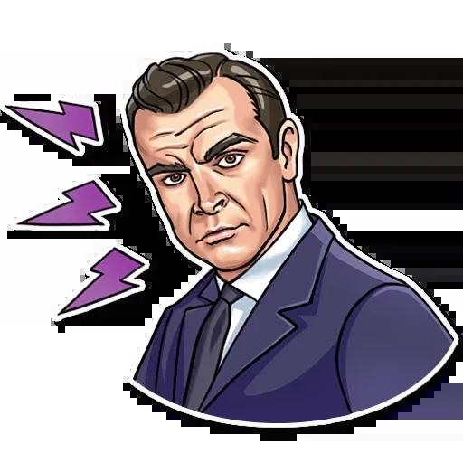 James Bond - Sticker 13