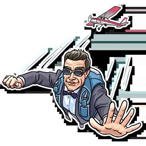 James Bond - Sticker 15
