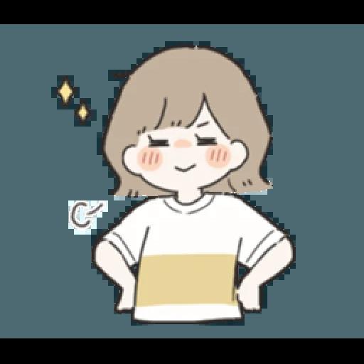 Girl - Sticker 8