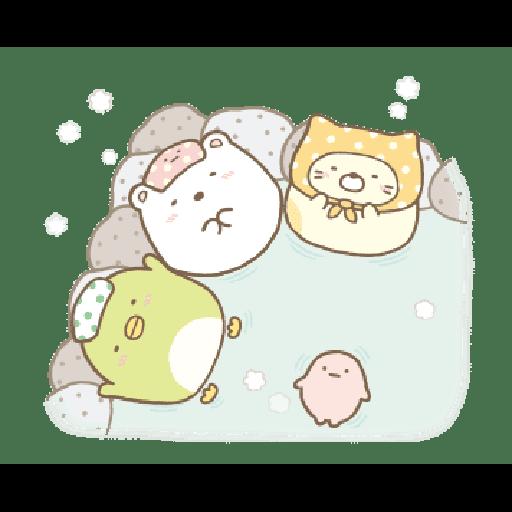 動く♪すみっコぐらし - Sticker 9