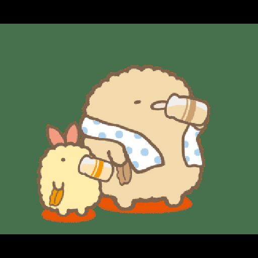動く♪すみっコぐらし - Sticker 7
