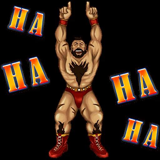 Street Fighter II - Sticker 4