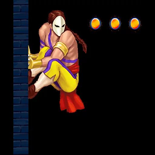 Street Fighter II - Sticker 16