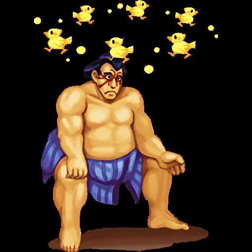 Street Fighter II - Sticker 27