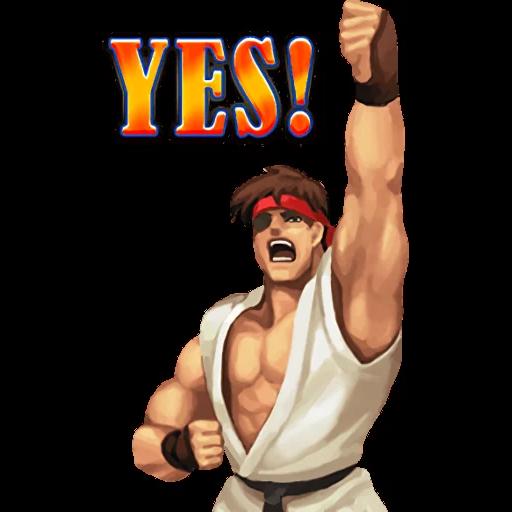 Street Fighter II - Sticker 21