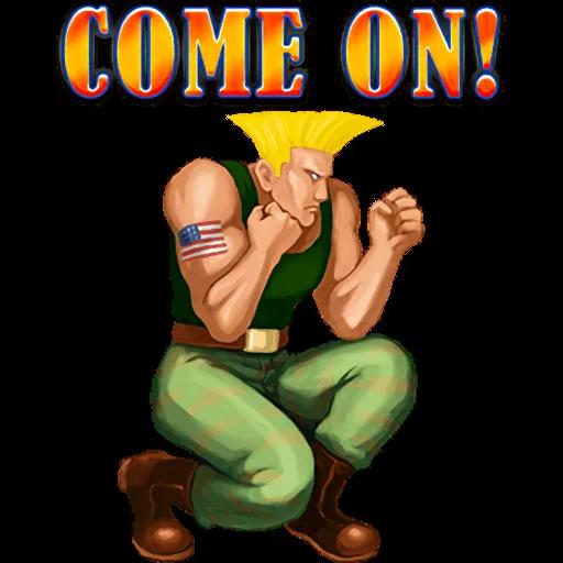 Street Fighter II - Sticker 14