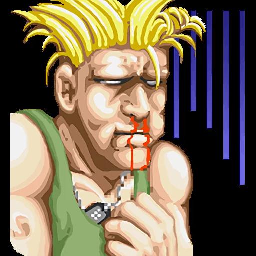 Street Fighter II - Sticker 20