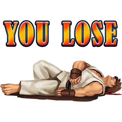 Street Fighter II - Sticker 2