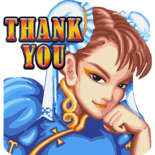 Street Fighter II - Sticker 1