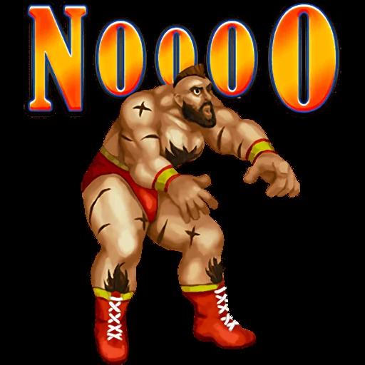 Street Fighter II - Sticker 12