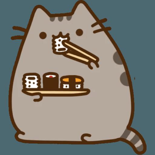 Pusheen - Sticker 26