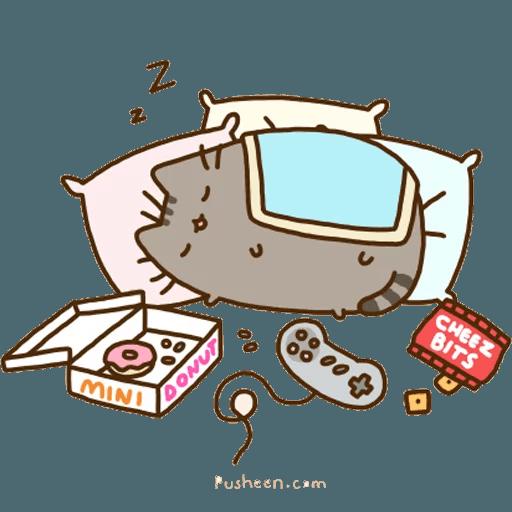 Pusheen - Sticker 24