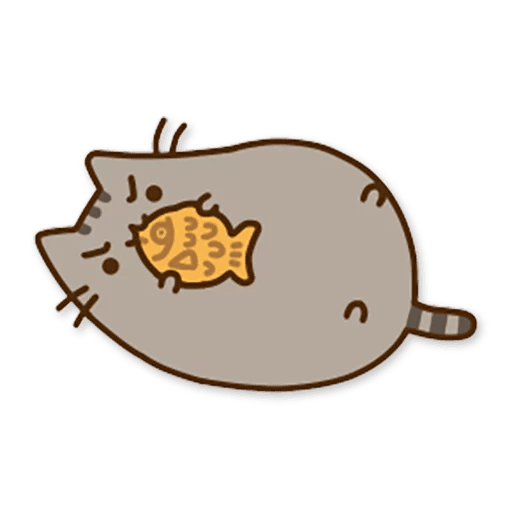 Pusheen - Sticker 3