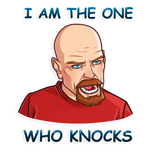 Breaking Bad - Sticker 16