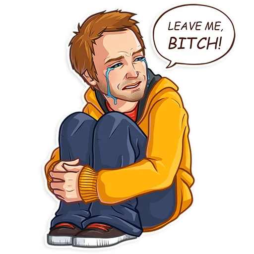 Breaking Bad - Sticker 15