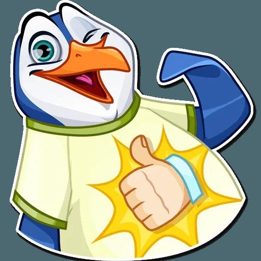 Penguin - Sticker 6