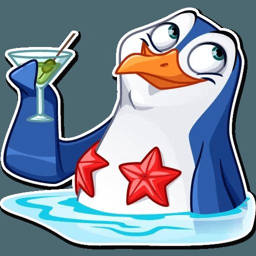 Penguin - Sticker 8