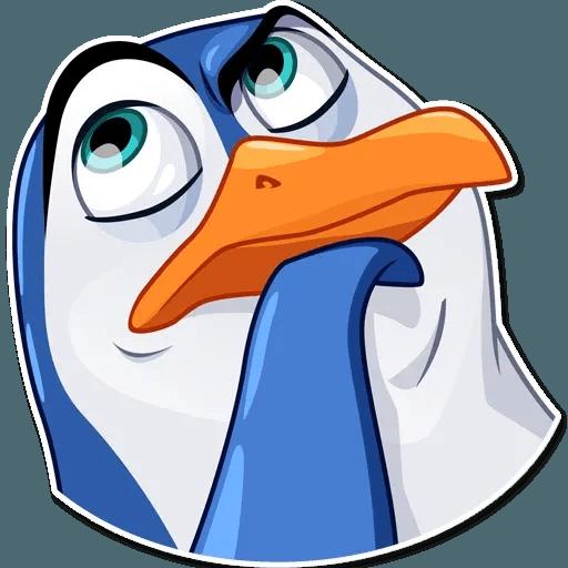 Penguin - Sticker 2