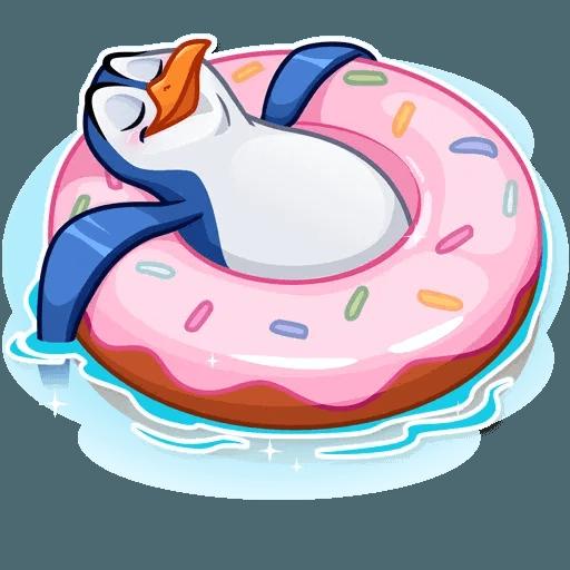 Penguin - Sticker 9