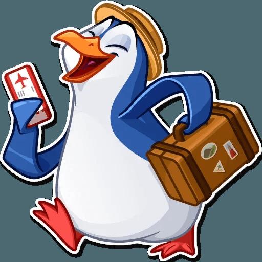 Penguin - Sticker 15