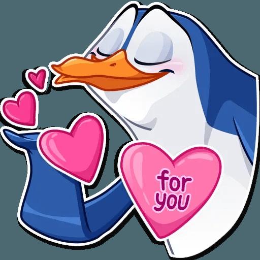 Penguin - Sticker 24