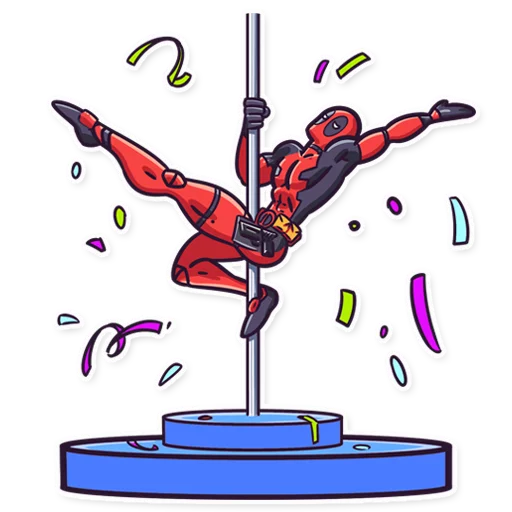 /Deadpool - Sticker 18