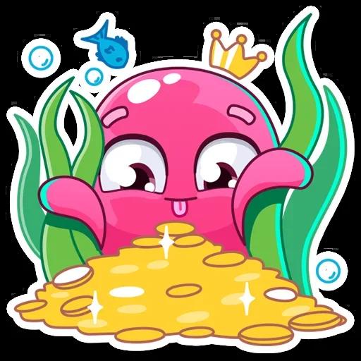 Octopus - Sticker 29