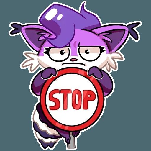 Cosmo Squirrel - Sticker 9