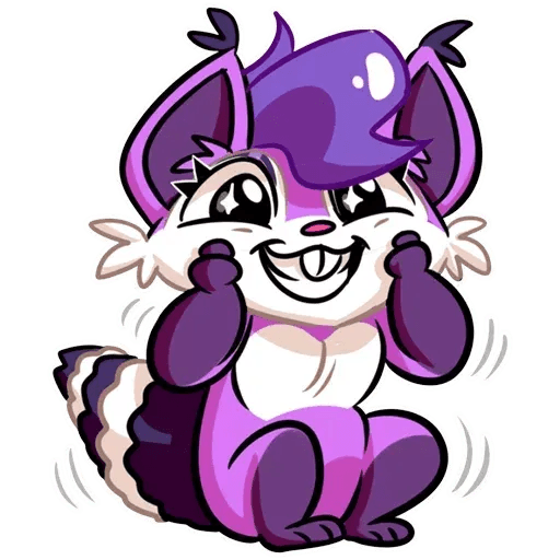 Cosmo Squirrel - Sticker 12