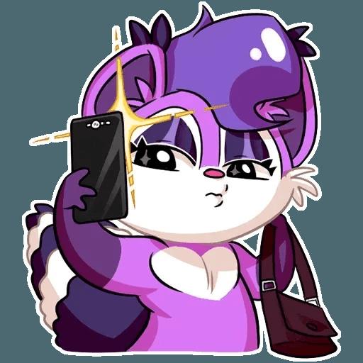 Cosmo Squirrel - Sticker 28