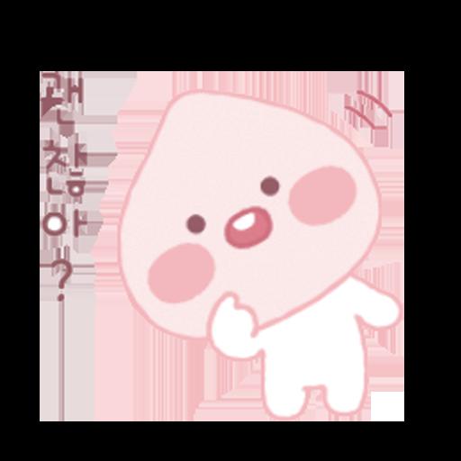 Kakaocfriends@apeach - Sticker 26