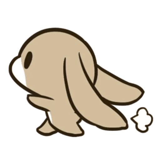 rabbit - Sticker 6