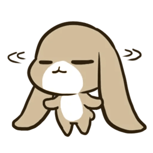 rabbit - Sticker 19