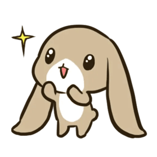 rabbit - Sticker 11