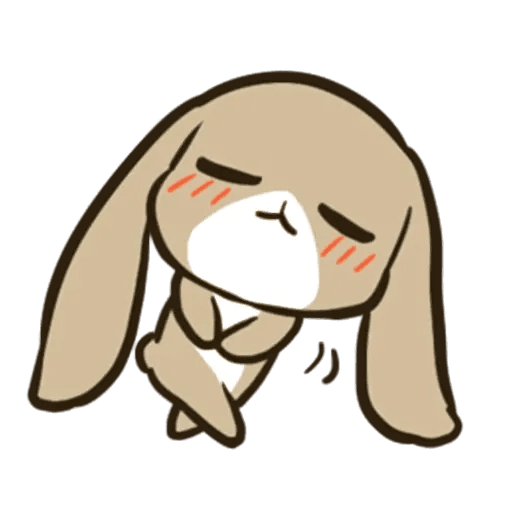 rabbit - Sticker 13