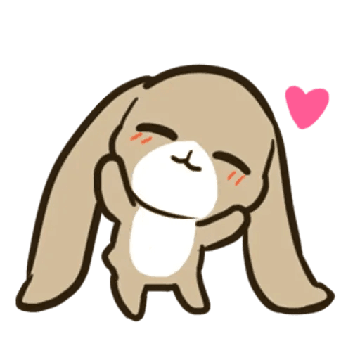 rabbit - Sticker 16