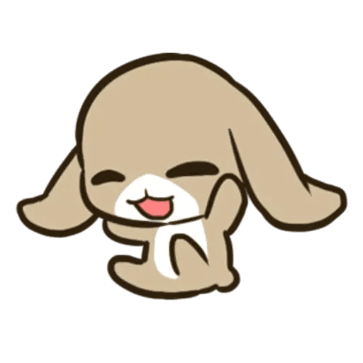 rabbit - Sticker 22