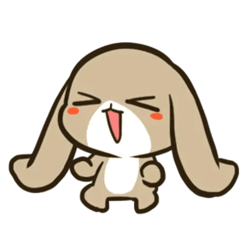 rabbit - Sticker 14