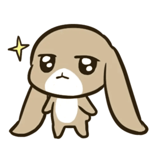 rabbit - Sticker 28