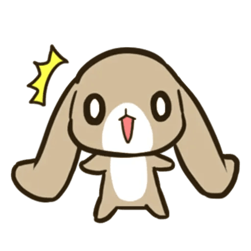 rabbit - Sticker 17