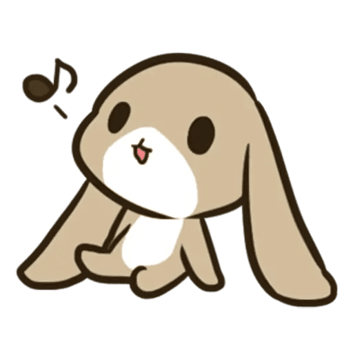 rabbit - Sticker 23