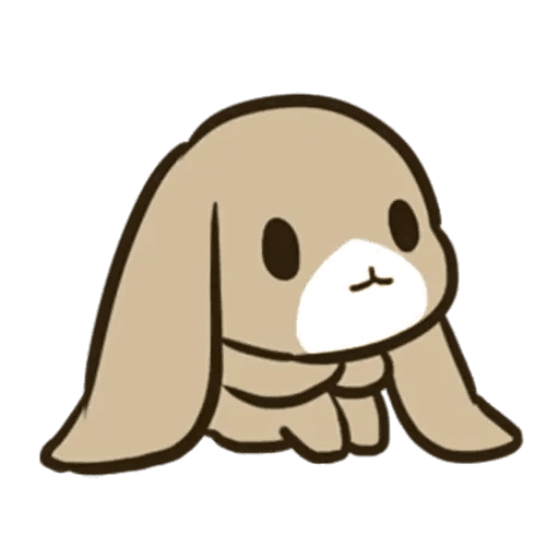 rabbit - Sticker 18