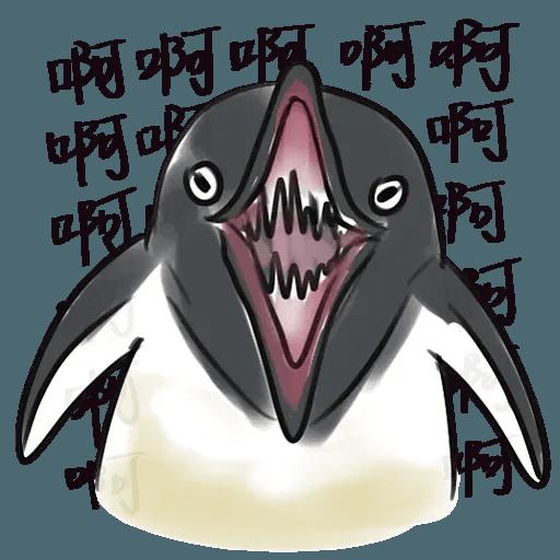 鵝有鵝態度 - Sticker 10