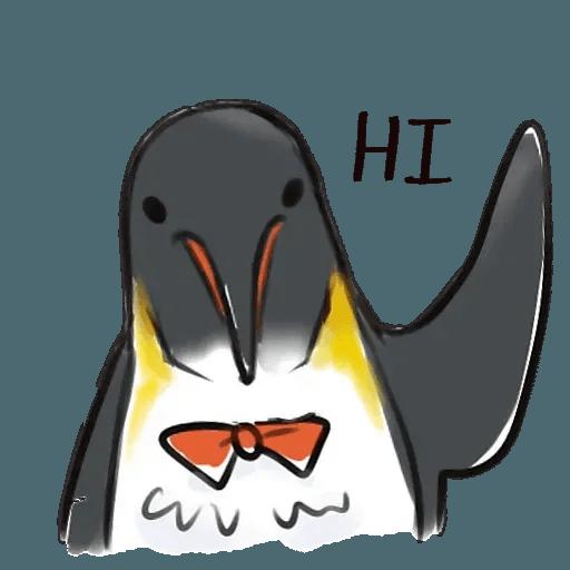 鵝有鵝態度 - Sticker 8