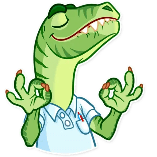 Velocirraptor - Sticker 8