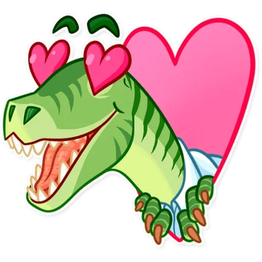 Velocirraptor - Sticker 10