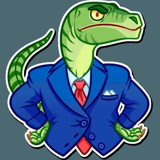 Velocirraptor - Sticker 13